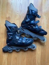 Unisex Rollerblades size 9 mens - size 10 womens
