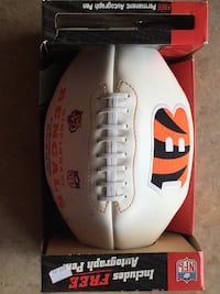 Cincinnati Bengals team football Charles Town, 25414