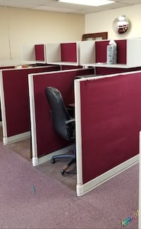 FREE! Cubicles (Telemarketing) x6 VANNUYS