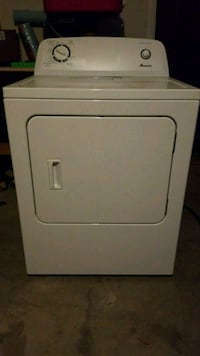 white front-load clothes washer Frisco, 75034