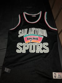 SAN ANTONIO SPURS (Mitchell & Ness Exclusive) Mississauga, L5M 1A1