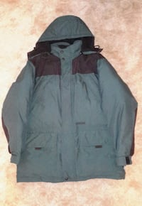 Winter Down Coat Jacket Commerce Charter Township, 48382