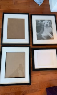 4 picture frames.