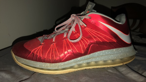 c07a50306f0 Used Red LeBron 6 s for sale in Thomaston - letgo