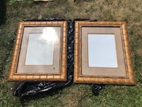 2 frames like new. Bought at Michaels Cambridge, N1T 0B3