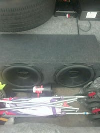 12 inch kenwood subs and amp Henderson, 89014
