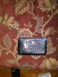 Authentic Chanel change purse and card holder