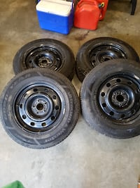Good Year Ultra Grip set of 4 Tires & Roms VICTORIA