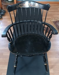 Set of Two Hitchcock Chairs Strathroy