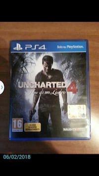 Uncharted 4 per PS4 Torino, 10156