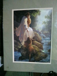 Be not afraid by visions of faith painting Ogden, 84404