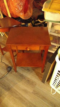 red wooden nightstand 896 km