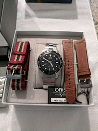 Oris Divers 65 Movember Special Edition Surrey, V4N 5X4