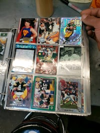 GREENBAY PACKERS player trading cards