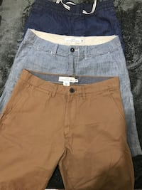 Men Shorts from HM...Size-30 (10$ each) or (25$ for the 3) Toronto, M3J 1E4