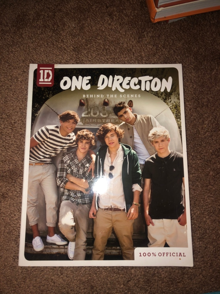 Photo One direction boom (one of many!)