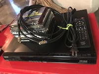 $300+ HD/DVD 1080p Player w/ 6 DVD's, original remote, HDMI cables too Portland, 97209