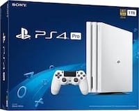 Sony ps4 console with 2 controllers  Stafford, 22556