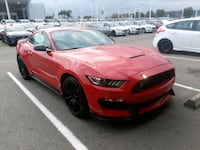 Ford Shelby GT350 Orange County