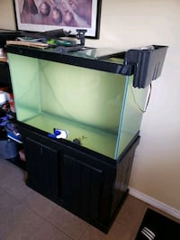 70 gallon Aquarium with filter Vancouver, V5X 1V7