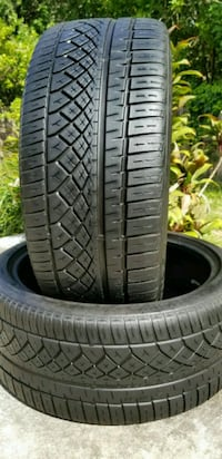255/35/20 CONTINENTAL EXTREME CONTACT DWS  Tampa, 33602