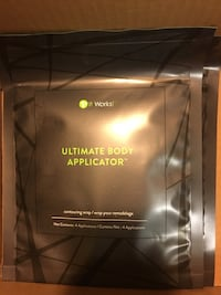 Body wraps one more pack left. Kelowna, V1X 7Z6