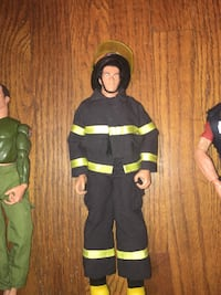 Lot GI Joe Action figures 12 inches tall Thurmont, 21788