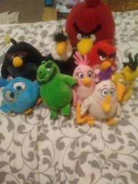 Angry Birds Complete Set 3737 km