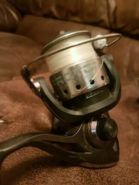 gray and black fishing reel Winnipeg, R3E 1E2