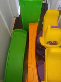 Up&down roller coaster sell by pieces Toronto, M6M 1M9