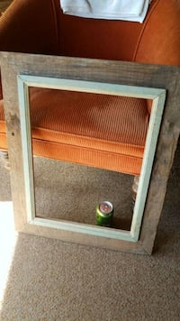 Frame, Rustic or Suggests mirror
