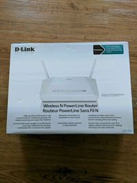 D-Link Wireless Router Kitchener, N2G 2C3