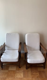 Two Arts and Crafts style Welsh Chairs