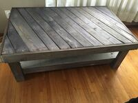 Custom built coffee table Calgary, T3C 2G1