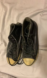 John Varvatos leather converse one star rock and roll  Toronto, M4Y 2X8