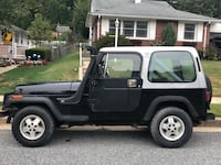1991 Jeep Wrangler Baltimore