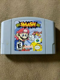 Mario Party Nintendo 64 game cartridge Memphis, 38104