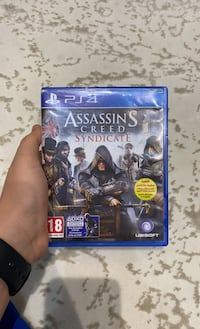 ASSASSIN'S CREED SYNDICATE ( Ps4 )
