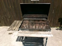 Char grill double deck combo smoker Knoxville, 37934