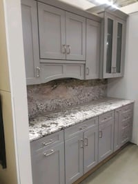 white wooden cabinet with mirror Minneapolis, 55429
