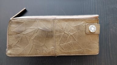Light brown Matt&Nat wallet