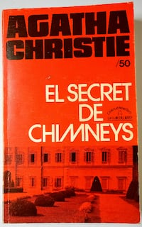 Libro: El secret de Chimneys Barcelona