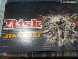Risk Star Wars Game.