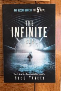 The infinite sea by Rick Yancey Newton, 02466
