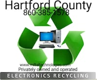 computer recycling Windsor, 06095