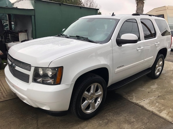 2007 Chevy Tahoe For Sale >> Chevrolet Tahoe Lt 4x4 2007