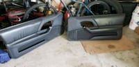 94-97 camaro leather door panels Vancouver, V5X 1A9