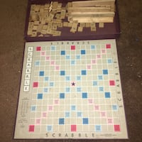 Scrabble set Cross Lanes, 25313