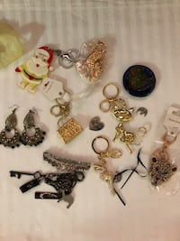 Costume jewelry bag filled Manassas, 20109