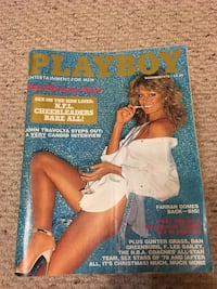 Playboy entertainment for men magazine Cambridge, N3C 4G7